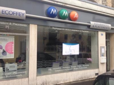 Mma - Société d'assurance - Palaiseau