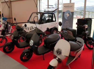 Mob'Elec - Agent concessionnaire motos et scooters - Toulon