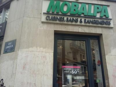 Mobalpa Paris 18ème - Magasin de meubles - Paris