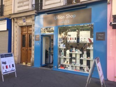 Urban Shop - Réparation de téléphone portable - Paris