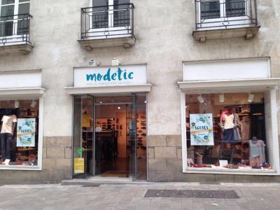 Modetic - Vêtements homme - Nantes