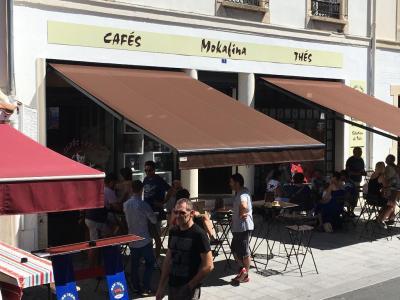 Moka-Fina - Torréfaction de café - Biarritz