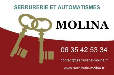 Molina - Portes et portails - Bordeaux