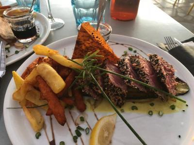Spot Ocean - Restaurant - Meschers-sur-Gironde