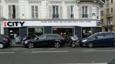 Mondial City - Agent concessionnaire motos et scooters - Paris