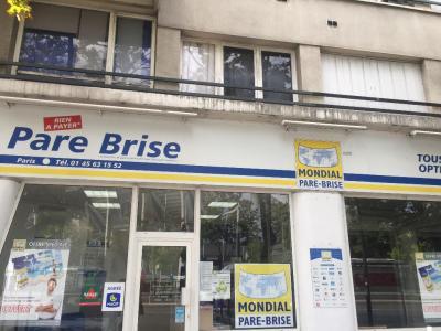 Mondial Pare Brise - Vente et réparation de pare-brises et toits ouvrants - Paris