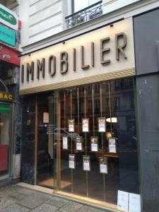 Monge Patrimoine - Agence immobilière - Paris