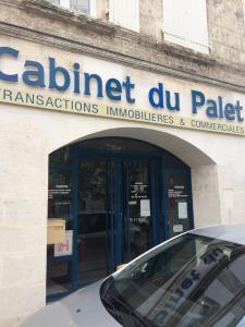 Monguis-Cabinet Du Palet - Agence immobilière - Angoulême