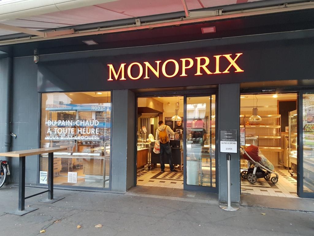 Magasin Trois Fois Rien Paris 14 monoprix, 52 av gén leclerc, 75014 paris - supermarchés