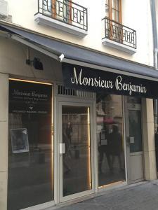 Monsieur Benjamin - Pâtisserie - Paris