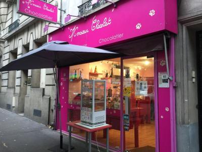 Monsieur Chocolat - Fabrication de chocolats et confiseries - Paris
