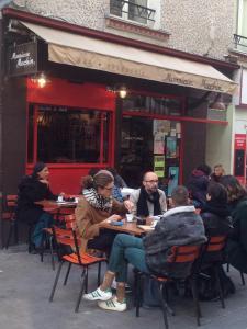 Machin - Café bar - Nantes