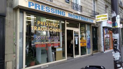 Montmartre - Laverie - Paris