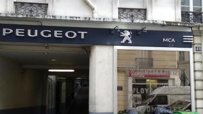 Montmartre Cloys Automobiles M.C.A - Concessionnaire automobile - Paris