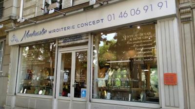 Montmartre Miroiterie Concept - Vitrages de sécurité et de protection solaire - Paris