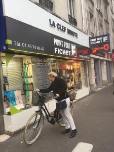 Protag - Portes blindées - Paris