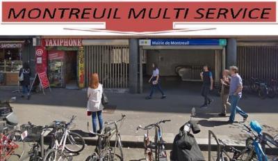 Montreuil Multi Services - Dépannage informatique - Montreuil