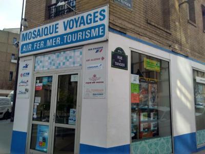 Mosaique Voyage Sté - Agence de voyages - Paris