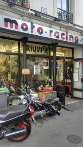 Moto Racing - Vente et réparation de motos et scooters - Paris