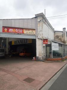 Motrio - Garage de la Bussatte - Garage automobile - Angoulême