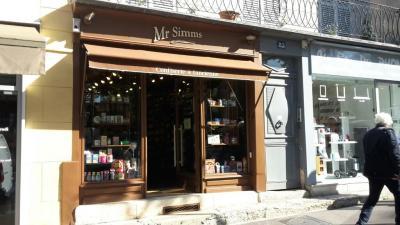 Mr Simms - Chocolatier confiseur - Versailles