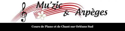 Mu'zic & Arpèges - Leçon de musique et chant - Orléans