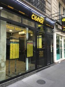 Multi Change - Bureau de change - Paris