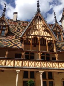 Musée de l'Hôtel Dieu-Hospices de Beaune - Sites et circuits de tourisme - Beaune