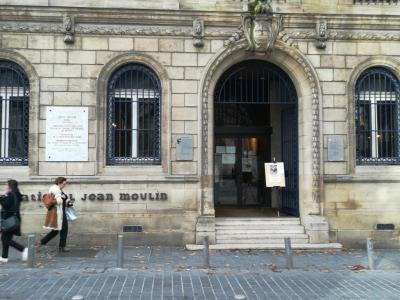 Centre Jean-Moulin - Attraction touristique - Bordeaux