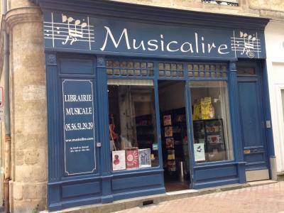Musicalire - Librairie - Bordeaux