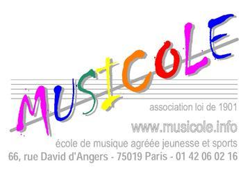 Musicole Association - Leçon de musique et chant - Paris