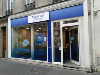 Mutuelle Bleue - Mutuelle - Paris
