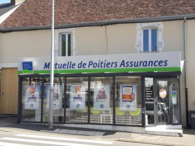Mutuelle de Poitiers - Agent général d'assurance - Mehun-sur-Yèvre
