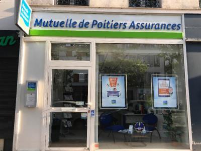 MUTUELLE DE POITIERS Nicolas Bertrand Agent Général d'Assurance Exclusif - Société d'assurance - Vincennes