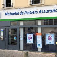 MUTUELLE DE POITIERS Philippe Barreau Agent Général d'Assurance Exclusif - DOUÉ LA FONTAINE