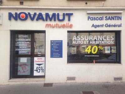 Mutuelle Novamut Santin Pascal Agent gén - Mutuelle - Nancy
