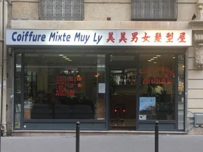 Muy Ly - Coiffeur - Paris