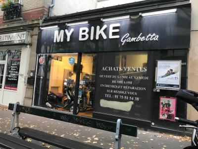 My Bike Gambetta - Garage poids lourds - Paris