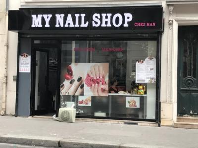 My Nail Shop - Manucure - Paris