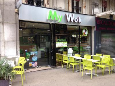My Wok - Restaurant - Dijon