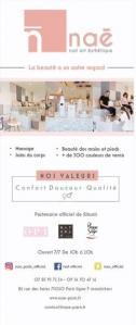 Nae - Coiffeur - Paris