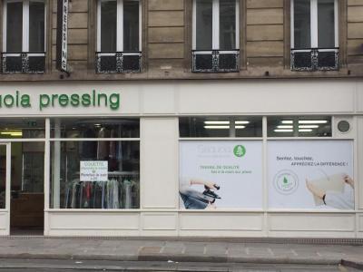 Nahel SASU - Blanchisserie pour collectivités - Paris