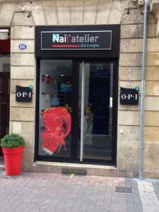 Nail Atelier - Manucure - Bordeaux