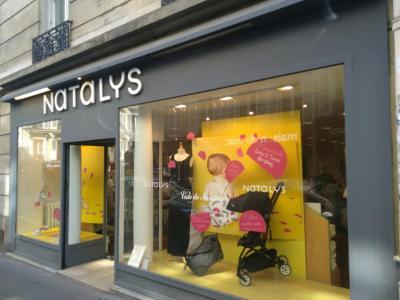 Natalys - Articles de puériculture - Paris
