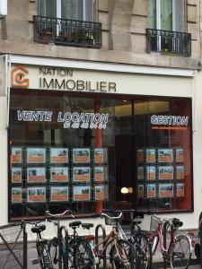 Nation Immobilier - Agence immobilière - Paris