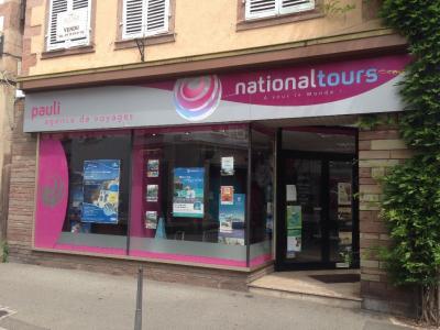 Nationaltours - Agence immobilière - Sélestat