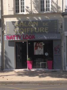 Natty Look - Coiffeur - Saintes
