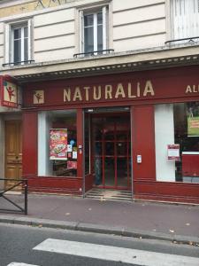 Naturalia - Alimentation générale - Levallois-Perret