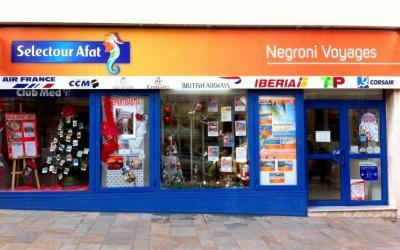 Negroni Voyages SARL - Agence de voyages - Bastia