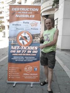 Net-Ticides - Dératisation, désinsectisation et désinfection - Nice